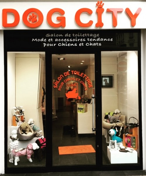 DOG CITY à Lyon 2ème arrondissement